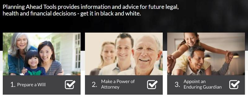Will and Power of Attorney and Enduring Guardian